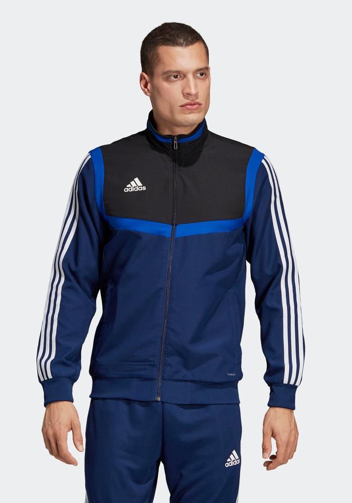 Adidas Giacca tuta Rappresentanza Tiro 19 Blu 0