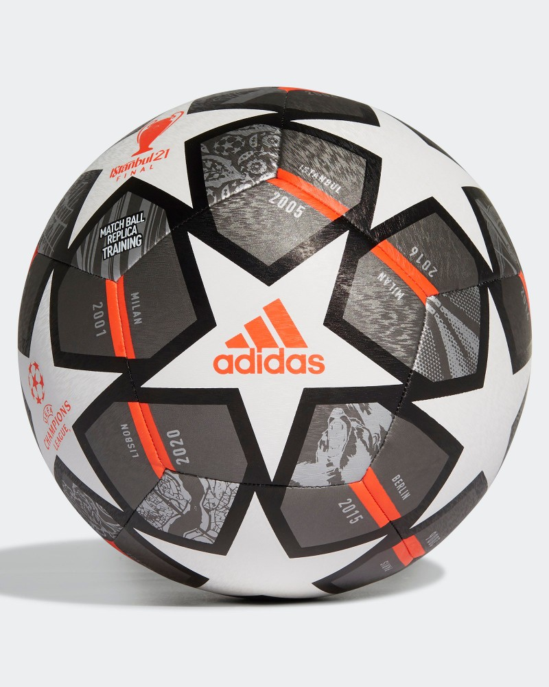 Adidas Pallone UEFA CHAMPIONS LEAGUE TRAINING IstanBul 2021 TPU 0