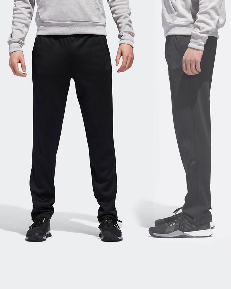 Adidas Pantaloni tuta Pants Nero con tasche Team Issue Fleece 0