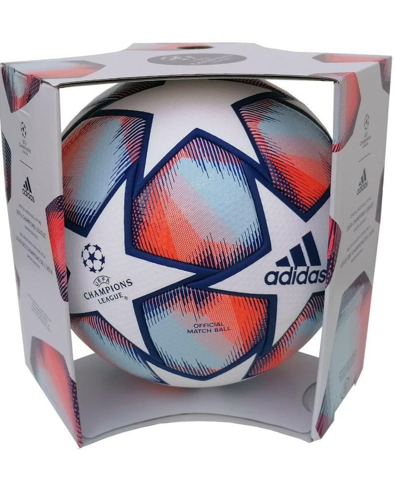 Adidas Pallone Calcio UEFA CHAMPIONS LEAGUE FINALE 20 PRO OMB Top di gamma 0