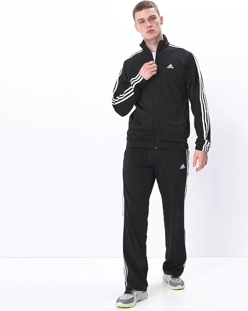 Adidas Tuta Sportiva Tracksuit 2020 21 OSR M PES 3S TS Nero larga, cade dritta 0