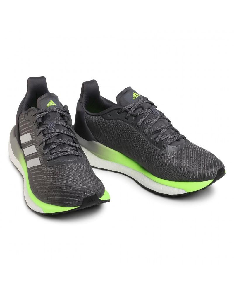 Adidas Scarpe da Corsa Running Sneakers Trainers Grigio SOLAR DRIVE BOOST 2020 0