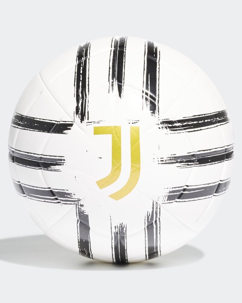 Adidas Juventus FC Club Pallone Calcio Bianco Nero 2020 21 0