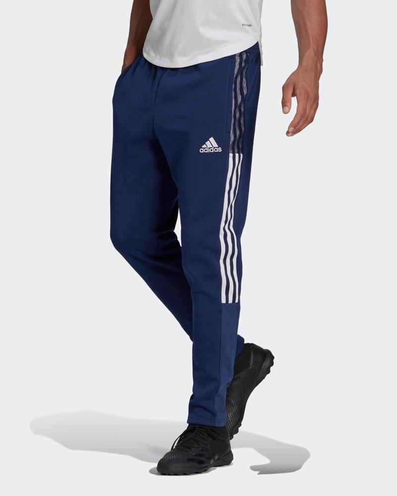 Adidas Pantaloni tuta Pants Blu Cotone Garzato 2021 Tiro Sweat French Terry 0