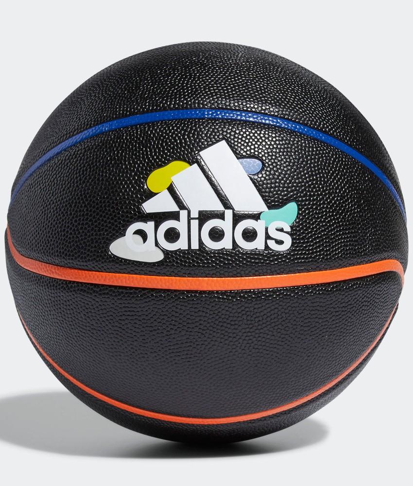 Adidas HARDEN VOL. 5 ALL COURT 2.0 pallone basket Nero pelle 0