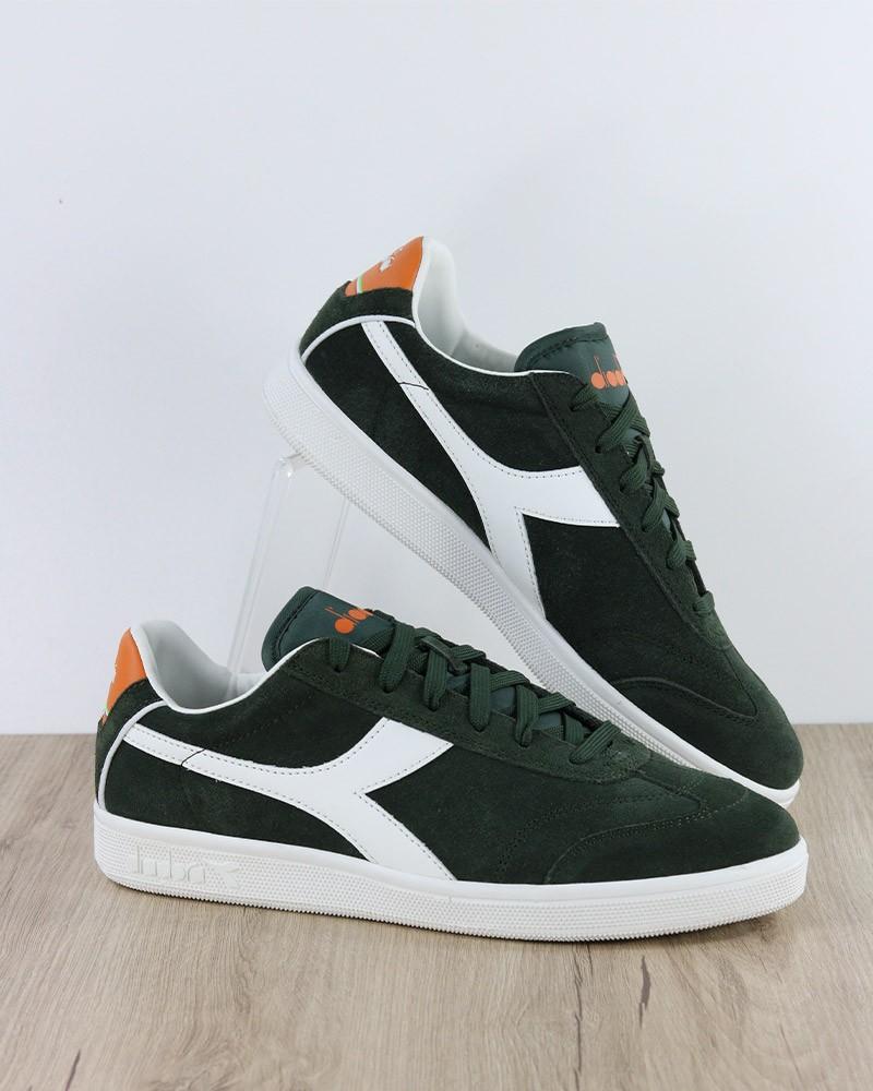 Diadora Scarpe Sportive Sneakers Sportswear lifestyle Verde KICK Uomo 0