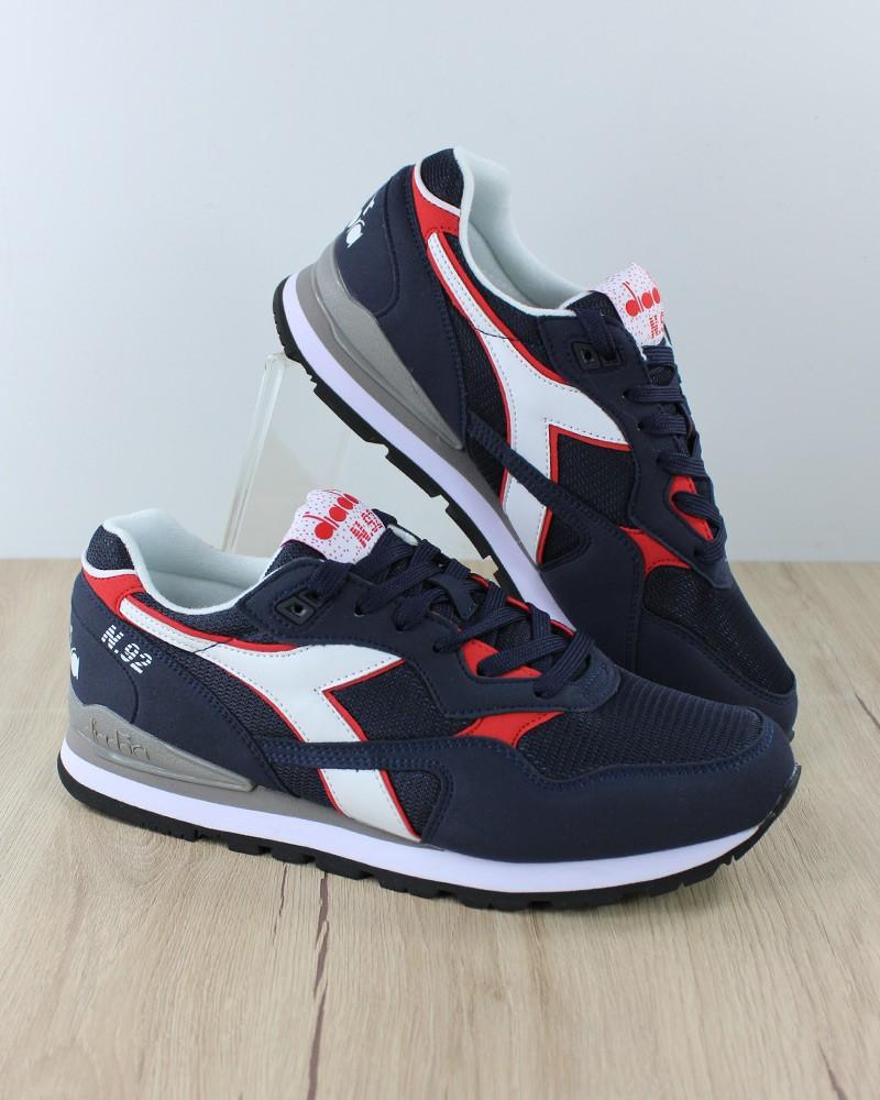 Diadora Scarpe Sportive Sneakers Sportswear Uomo Blu N.92 Lifestyle footwear 0