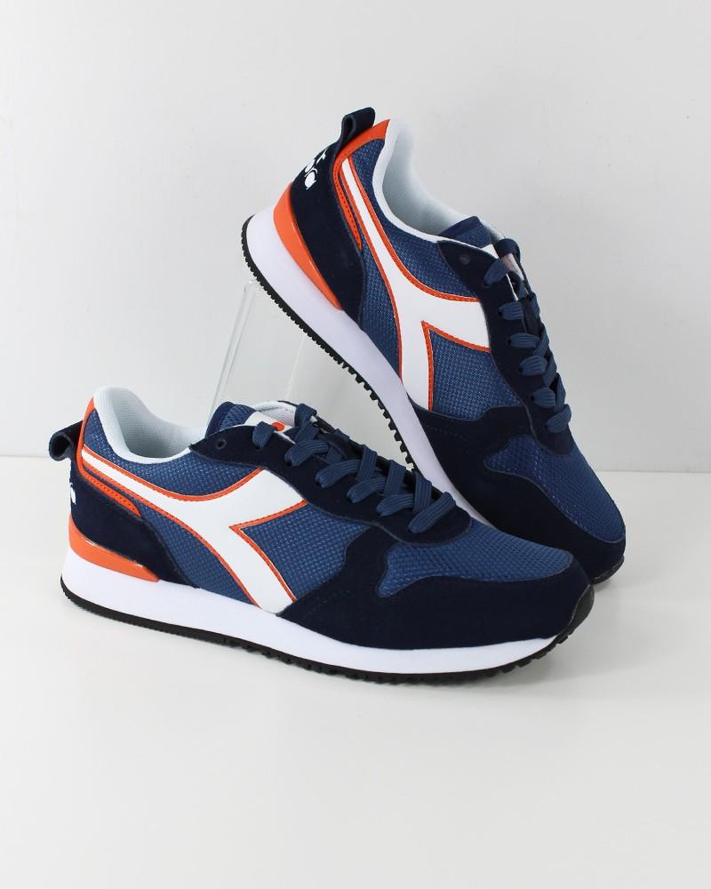 Diadora Scarpe Sportive Sneakers Sportswear lifestyle OLYMPIA 2020 Blu 0