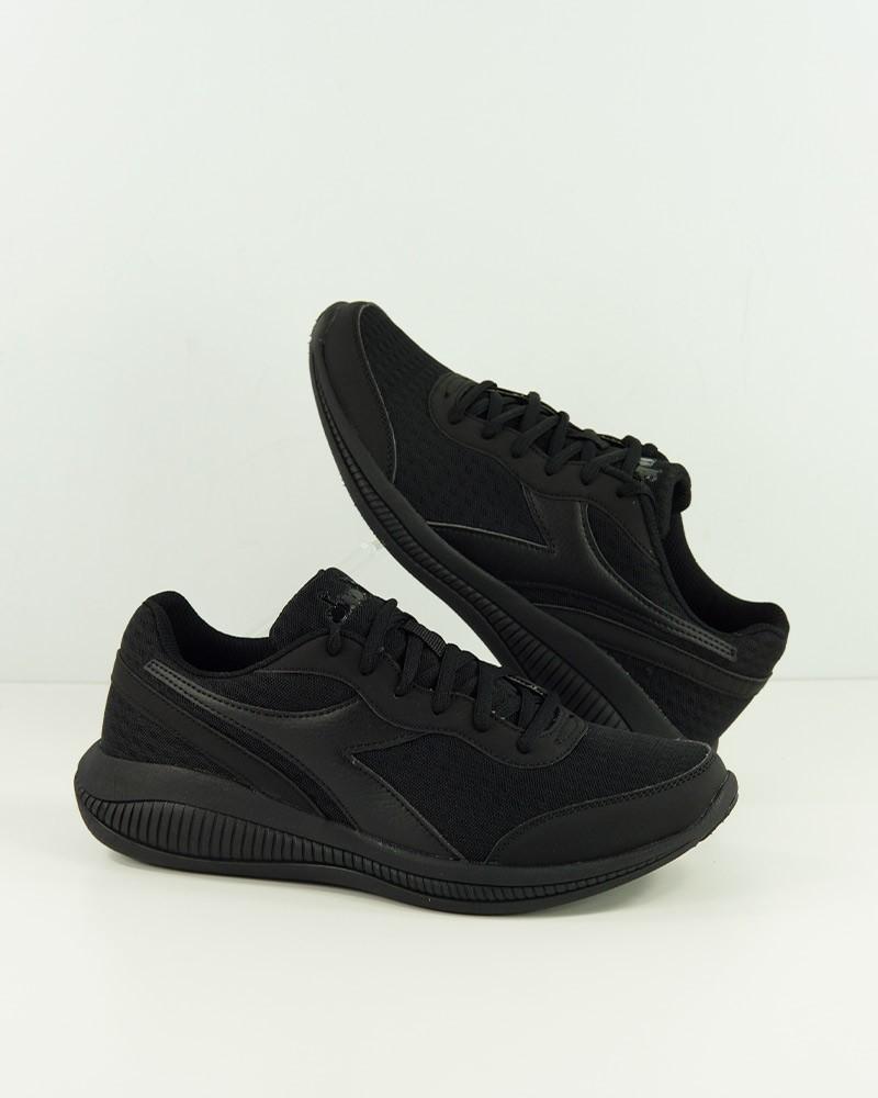 Diadora Scarpe da Corsa Running Sneakers Trainers Nero Eagle 4 Uomo Neutre 0