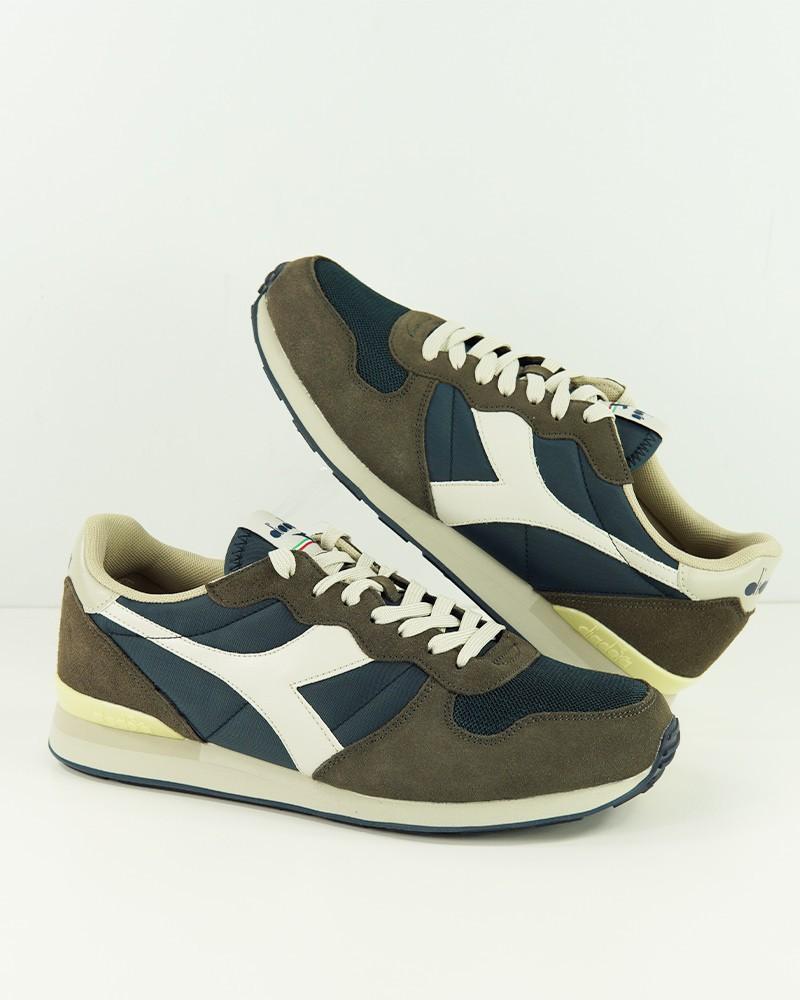 Diadora Scarpe Sneakers CAMARO Blue Grigio Sportswear lifestyle 0
