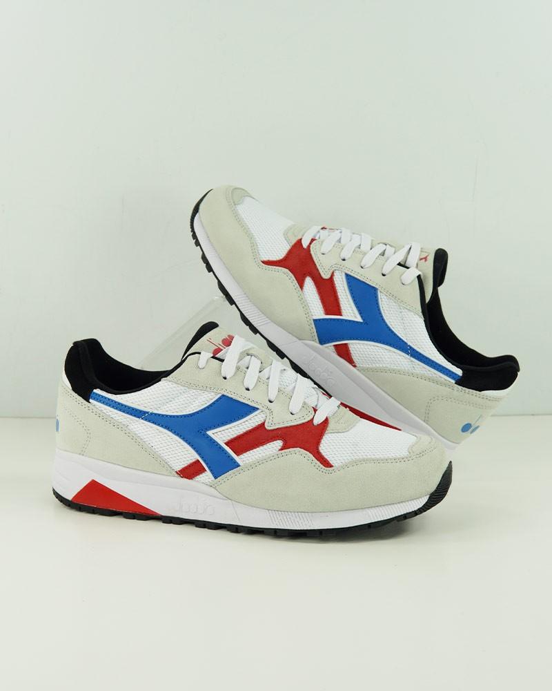 Diadora Scarpe Sportive Sneakers Uomo Bianco N902 S sportswear lifestyle 0