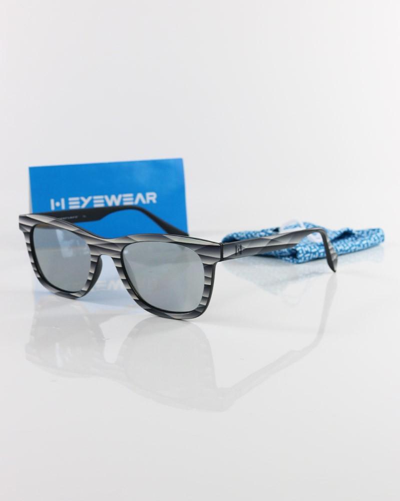 Italia Independent Eyewear Occhiali Da Sole UNISEX 51-21-145mm Grigio Filtro UV