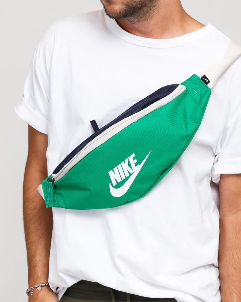 Nike marsupio borsa tracolla nike sportswear Sportswear Heritage Verde 0