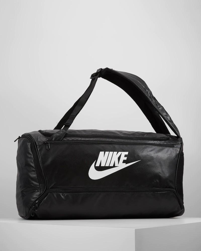 Nike Brasilia Borsa Borsone Holdall Duffle bag Nero 2020 Unisex 0