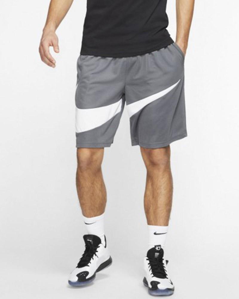 Nike Pantaloncini Shorts Dri-FIT HBR Sportswear Grigio 2020 con tasche Uomo 0
