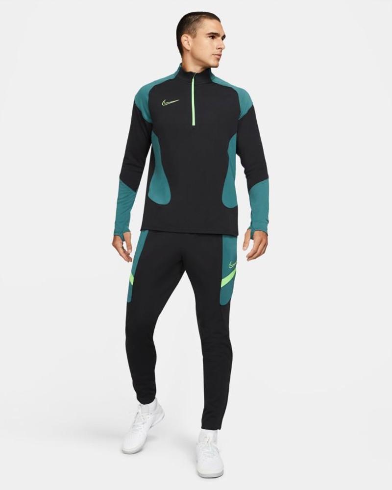 Nike Tuta Intera Allenamento Training Mezza Zip Knit Soccer Nero 2021 Uomo 0