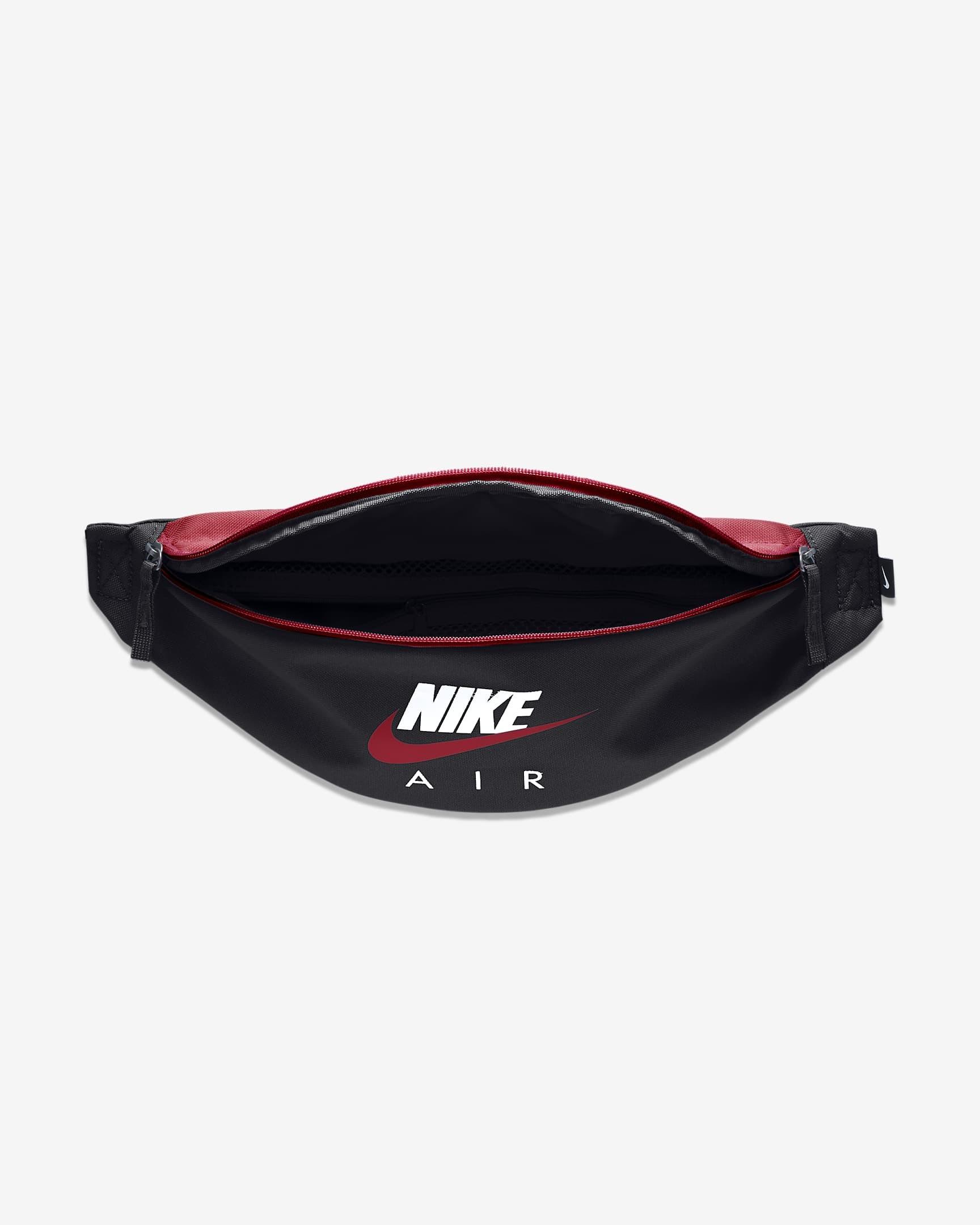 Nike Sportswear Heritage AIR marsupio borsa tracolla tg Nero 0