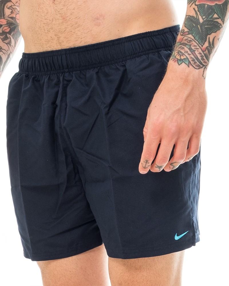 Nike Swim Solid Volley 5 Costume da Bagno Shorts pantaloncini Blu scuro 0