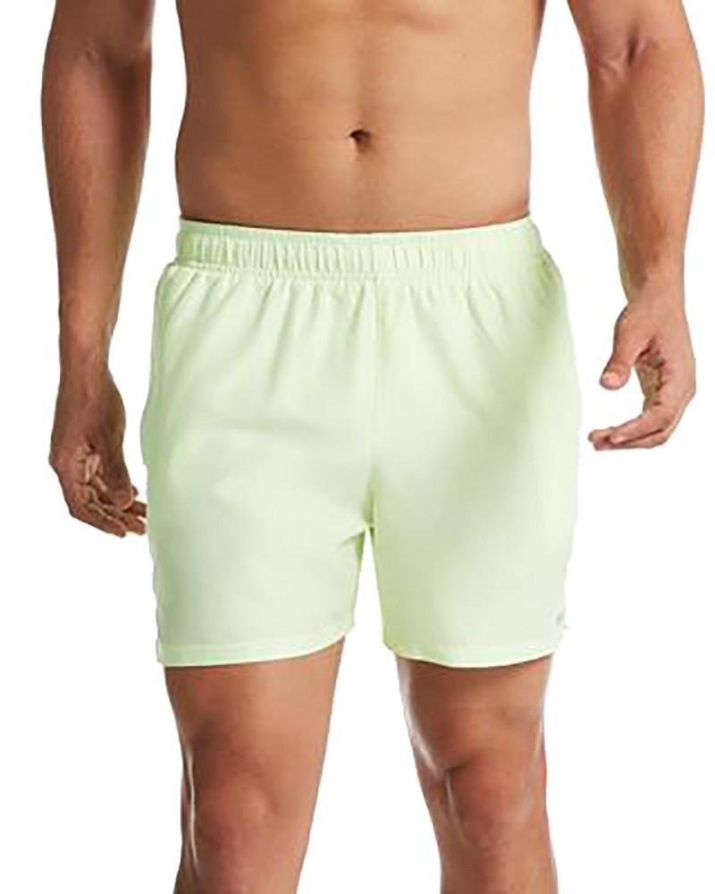 Nike Swim Solid Volley Costume da Bagno Shorts pantaloncini Verde pistacchio 0