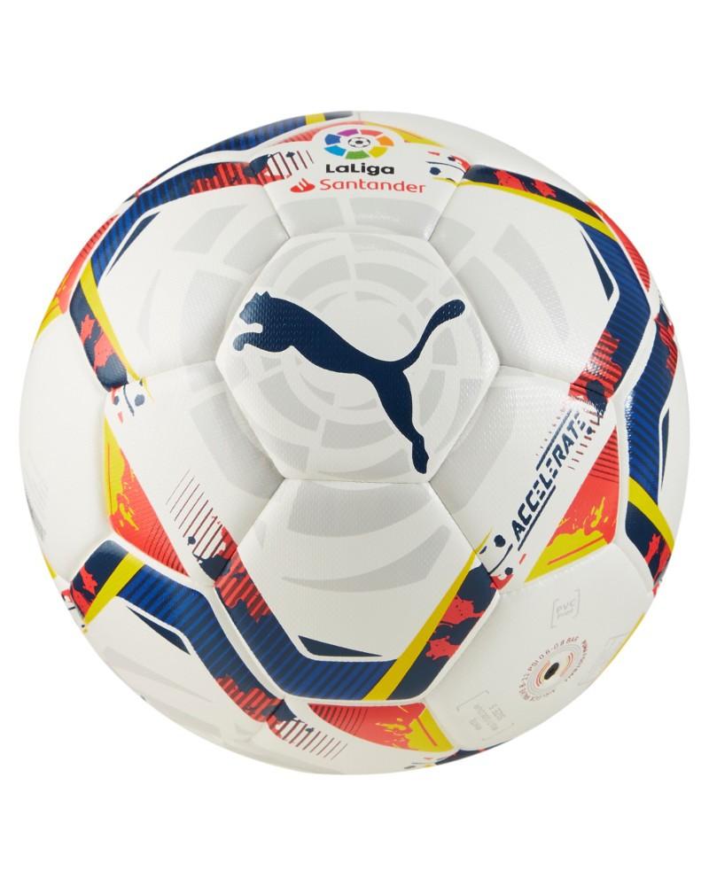 Puma Pallone Football Calcio La Liga 1 ACCELERATE Bianco 2020 21 0