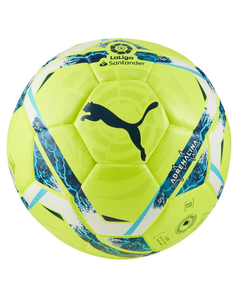 Puma Pallone Football Calcio LA LIGA 1 ADRENALINA Santander Verde 2020 21 0
