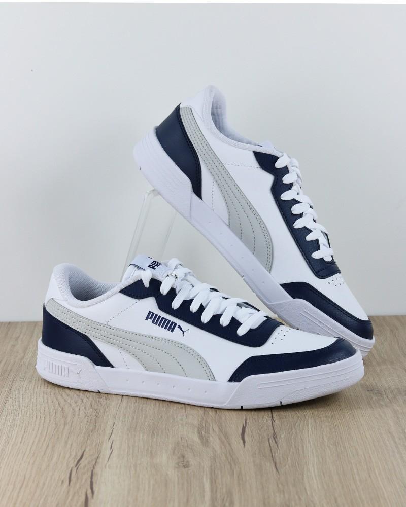 Puma Scarpe Sportive Sneakers lifestyle CARACAL 2020 21 Bianco 20 pelle 0