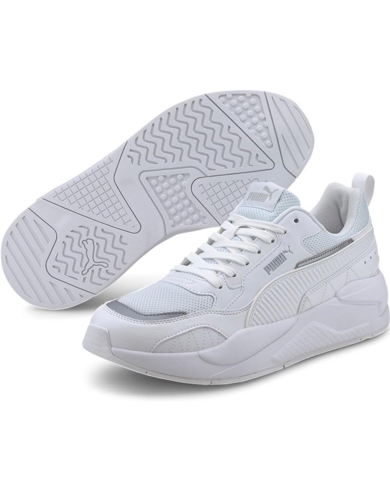 Puma Scarpe Sportive Sneakers Lifestyle Puma X-Ray 2 Square Bianco Total Uomo 0