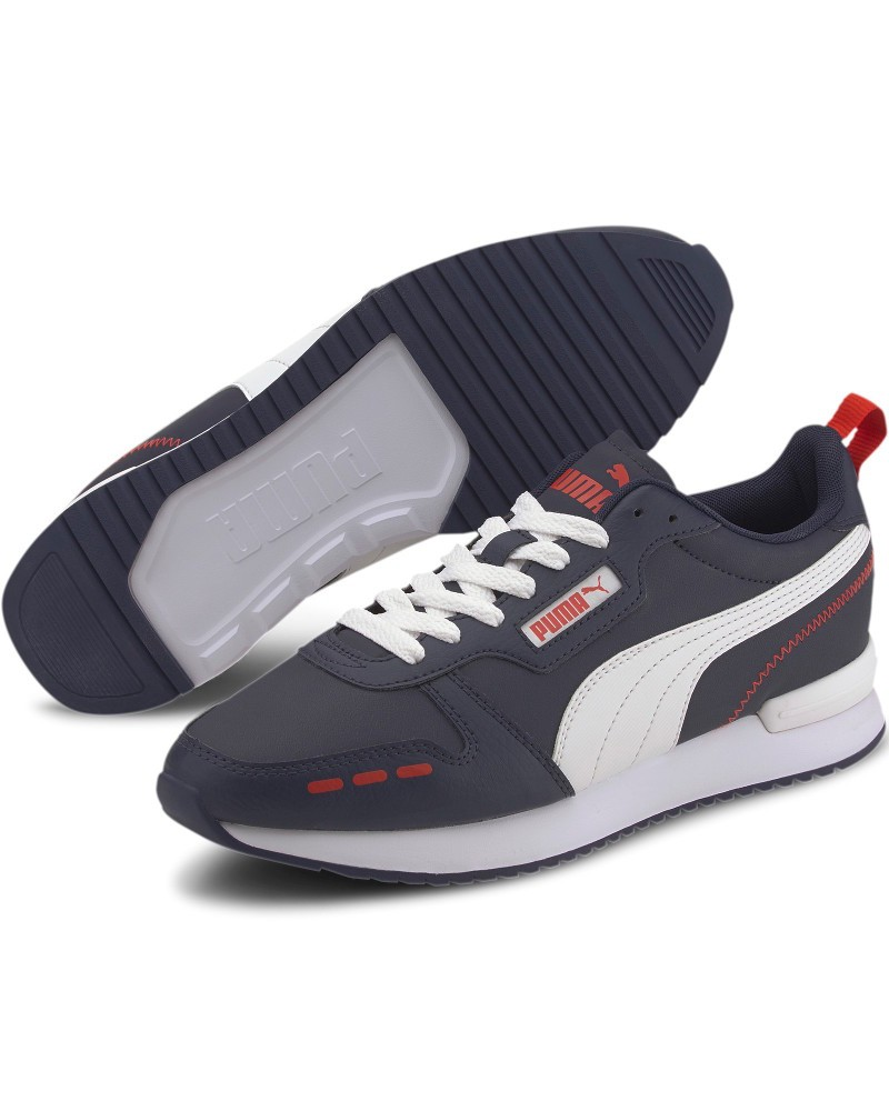 Puma Scarpe Sportive Sneakers Lifestyle R78 SL Uomo Blu 0