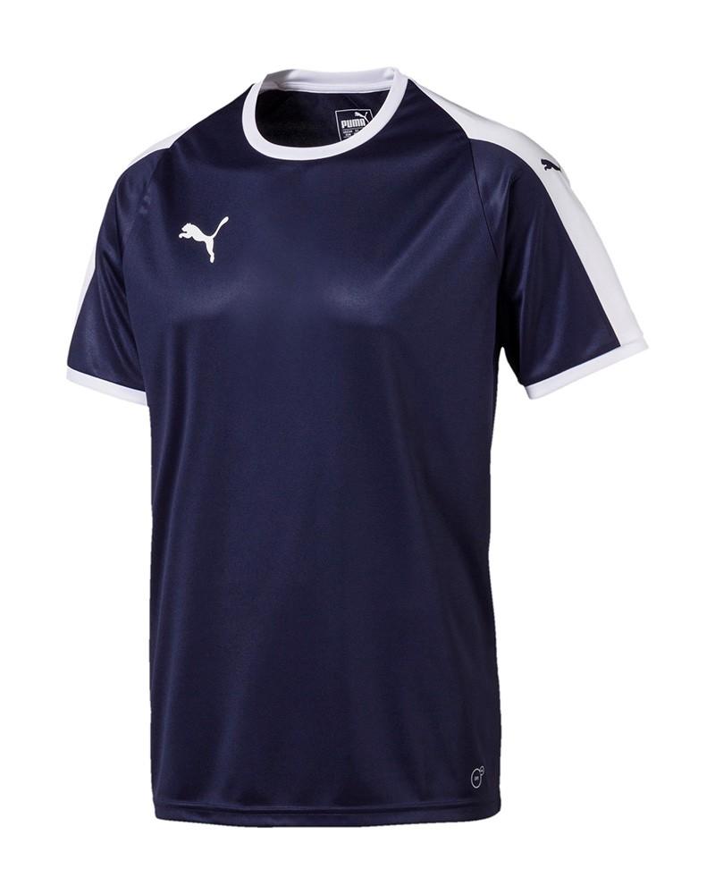 Puma Maglia Calcio Football Shirt Uomo Blu DryCell
