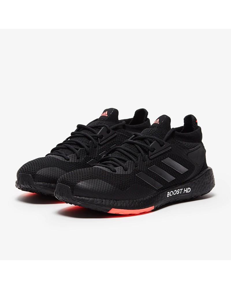 Adidas Scarpe Corsa Running Sneakers Nero PulseBoost HD Continental 0