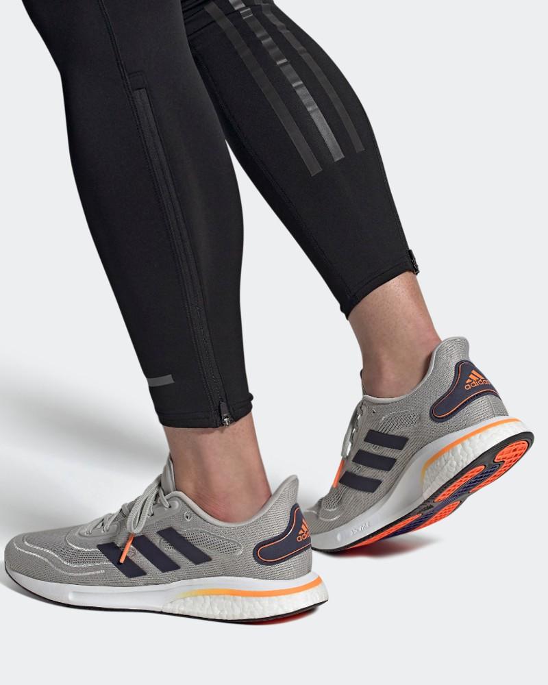 Adidas Scarpe da Corsa Running Sneakers Trainers Grigio SuperNova Boost Neutre 0