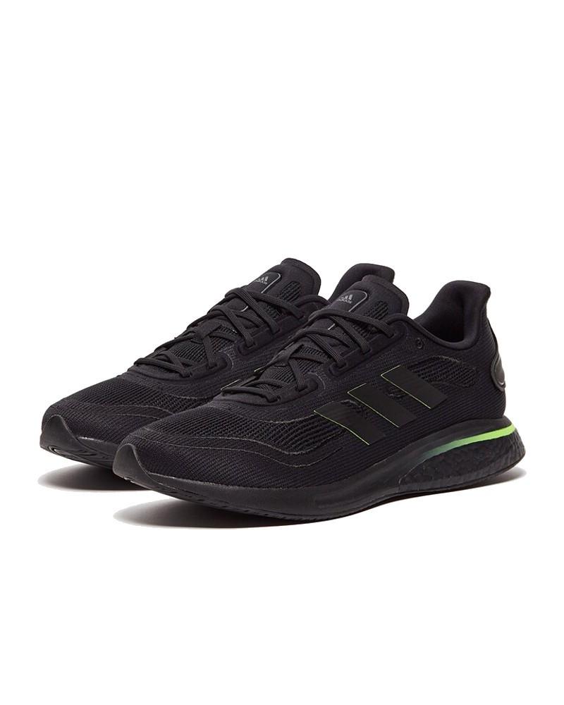 Adidas Scarpe da Corsa Running Sneakers Trainers Nero Total SuperNova Uomo 2020 0
