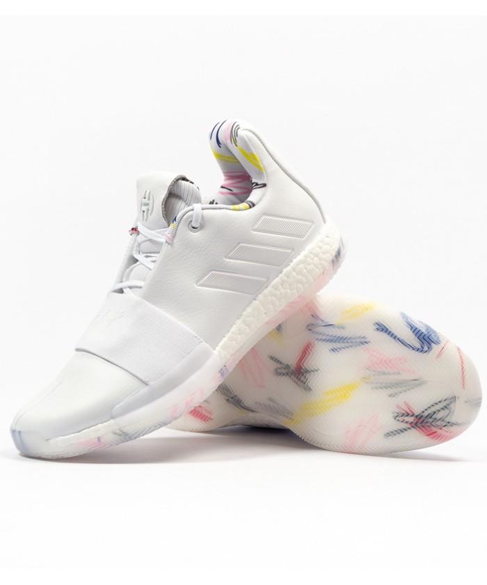Adidas Scarpe Sportive Sneakers Basket boost Harden Vol.3 Velocity Scribble 0