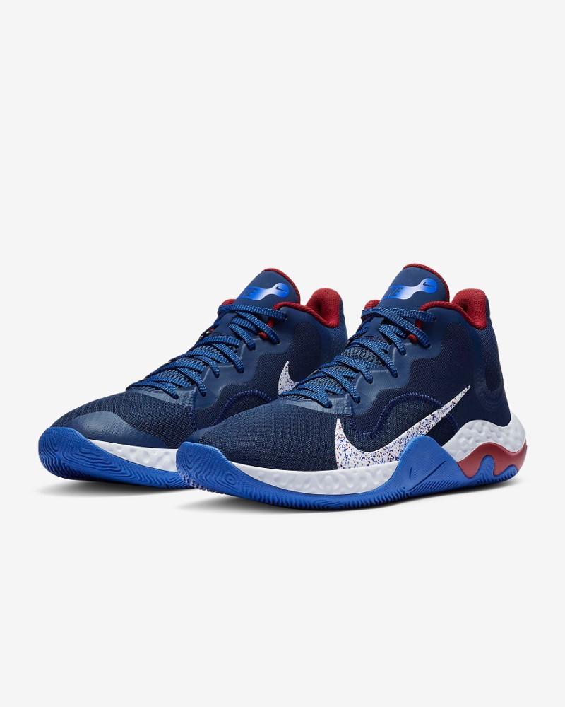 Nike Scarpe Sportive Sneakers basket Renew Elevate Uomo Blu 0