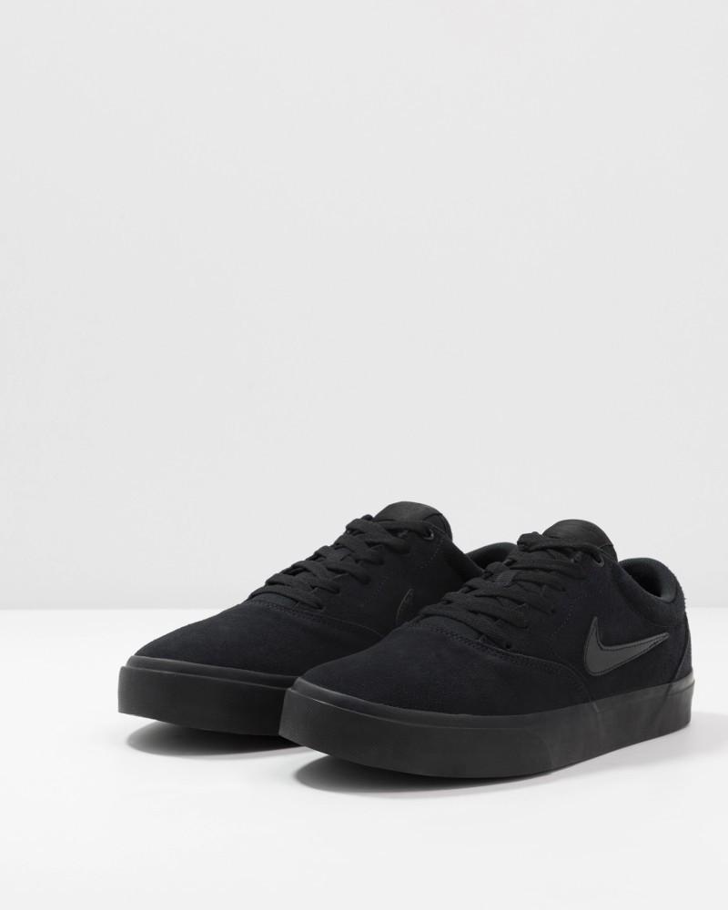 Nike Scarpe Sportive Sneakers skateboard SB CHARGE Uomo Nero 0