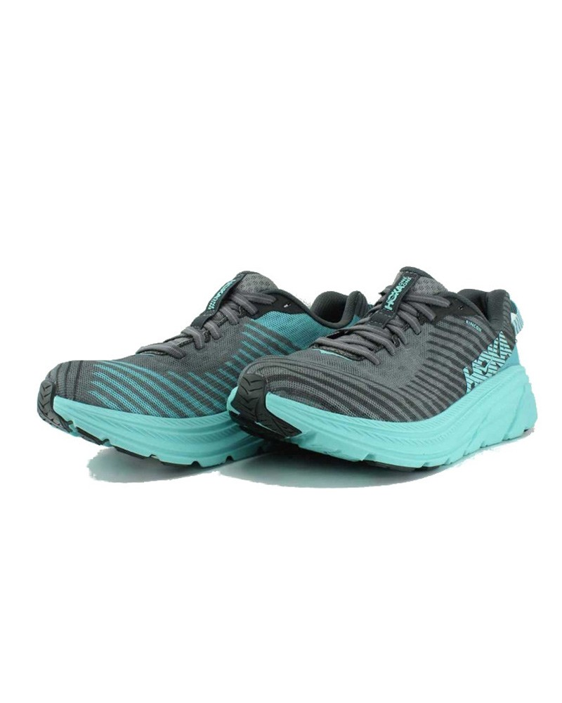Hoka ONE ONE Scarpe Corsa Running Shoes Sneakers Rincon W Donna Grigio 0
