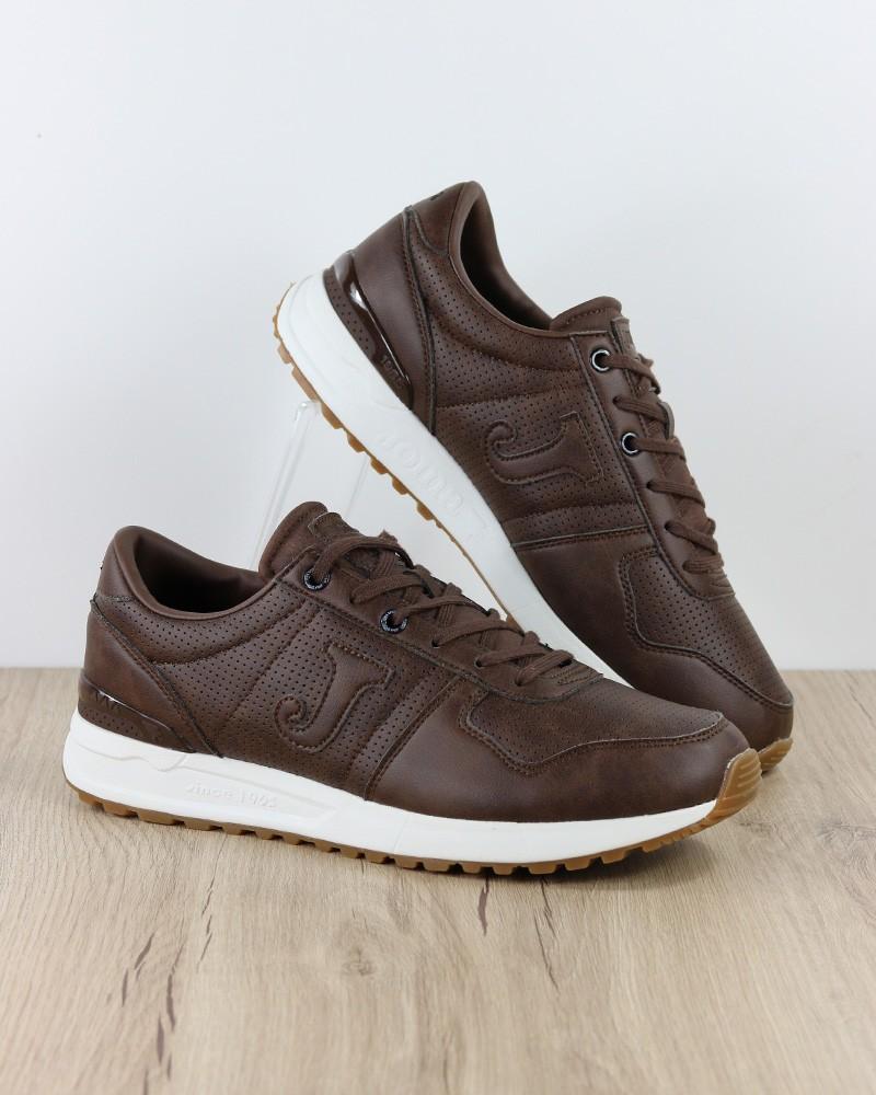 Joma Scarpe Sportive Sneakers C.220 MEN 2024 marrone 2020 21 pelle Uomo 0