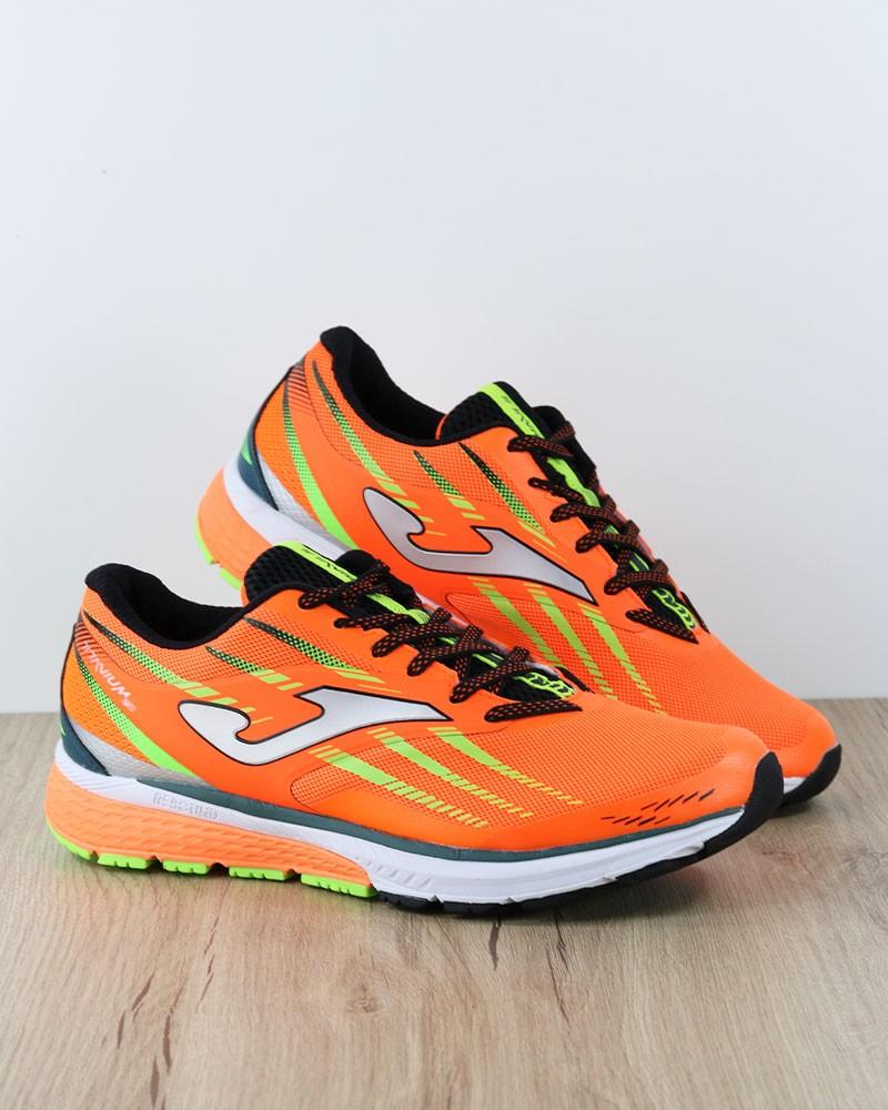 Joma Scarpe da Corsa Running Sneakers Trainers R.TITANIUM 2008 Uomo arancione 0
