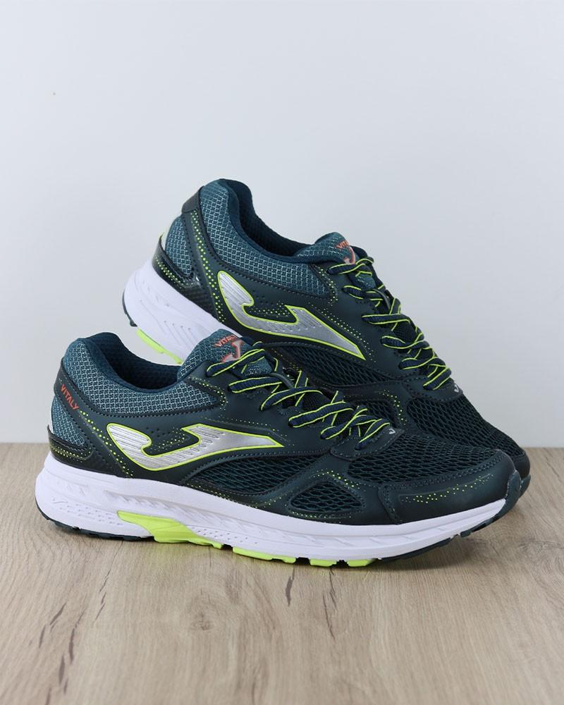 Joma scarpe running corsa palestra R.VITALY Verde 2015 2020 mesh 0