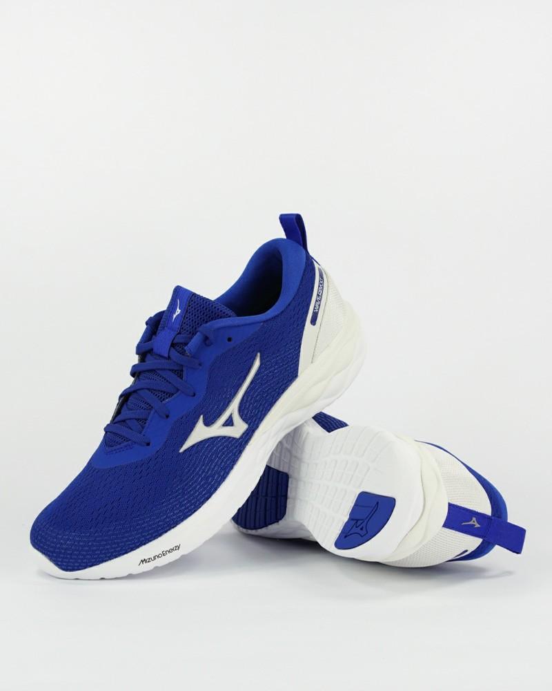 Mizuno Scarpe Corsa Running Sneakers Azzurro Wave REVOLT Neutre Uomo 0