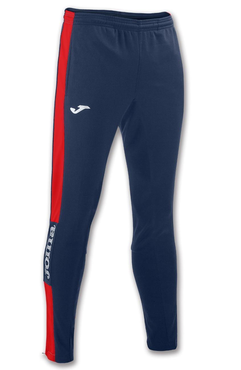 Joma Pantaloni tuta Pants Champion IV con tasche Uomo -Blu Rosso - 3060