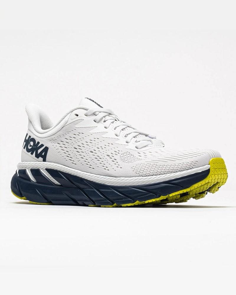 Scarpe Corsa Running Sneakers UOMO Hoka ONE ONE Bianco CLIFTON 7 Neutre 0
