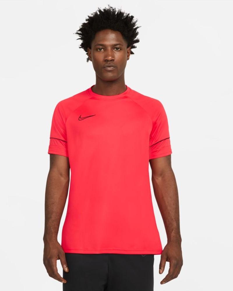 Maglia Allenamento Training Uomo Adulto Nike Rosso df academy 21 top 2021 0
