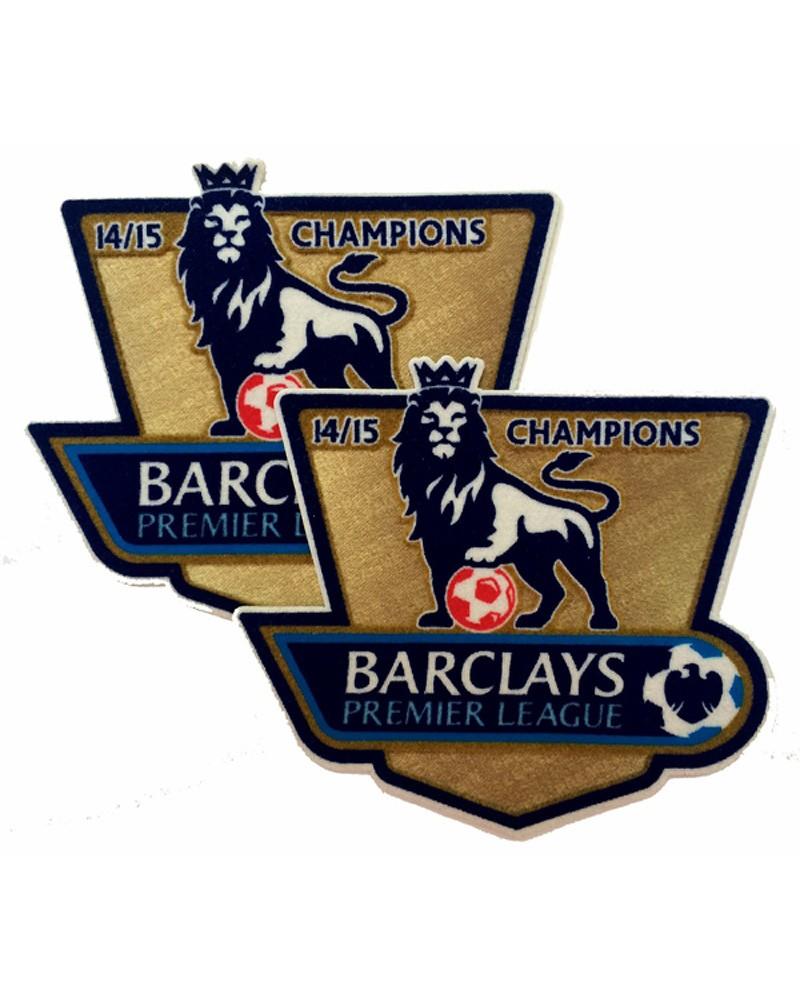 Premier League Champions 2015 16 Chelsea Toppe Patches Badges x maglia calcio tg tg Champions 2015 16 Premier League , 0