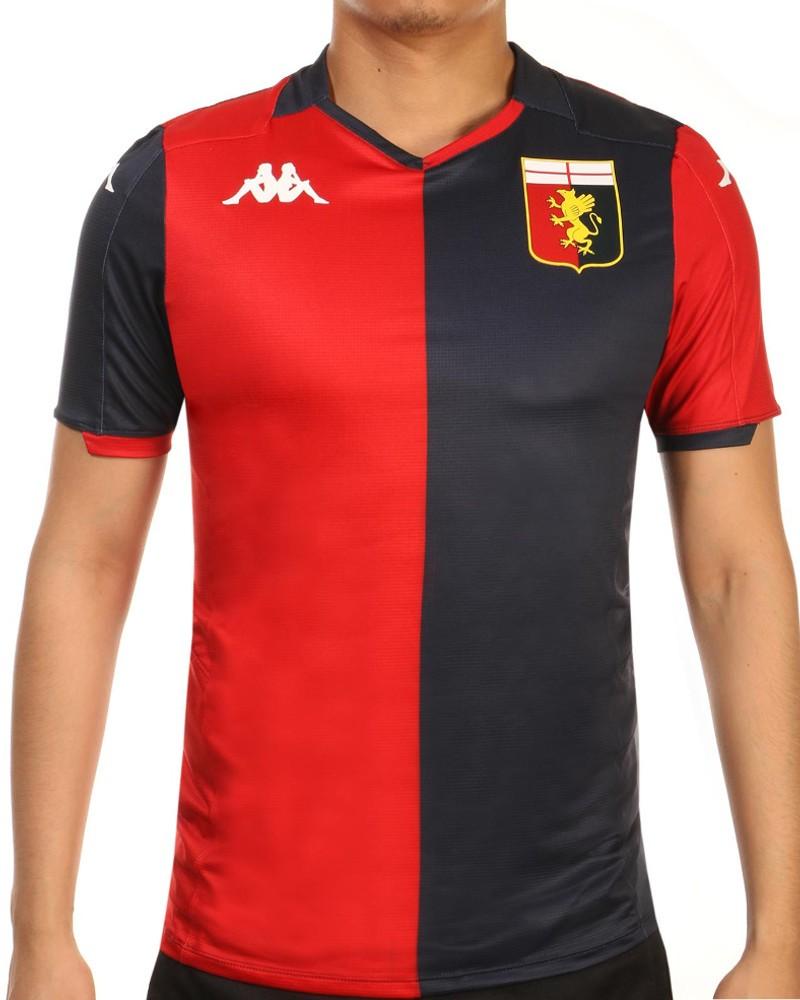 Genoa Kappa Kombat Pro Maglia Shirt Match Player Issue UOMO 2019 20 Home 0