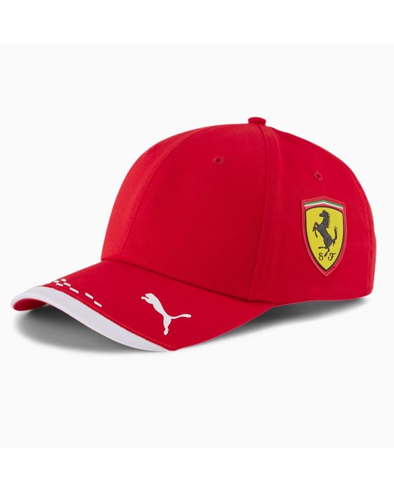 Scuderia Ferrari Replica Team Puma Cappello Berretto Unisex Rosso 0