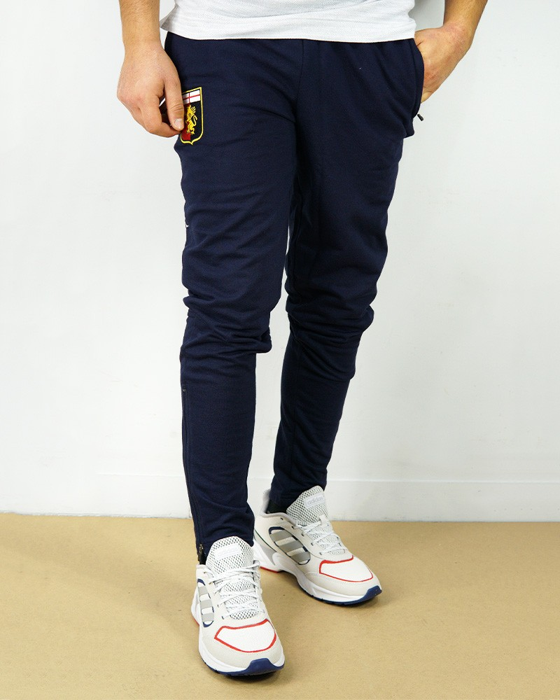 Genoa Kappa Pantaloni tuta Pants 2019 20 AVARZIP 3 Blu UOMO CON ZIP 0