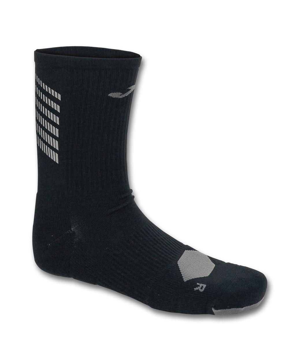 MEDIO COMPRESION Joma Calze calzini calzettoni Socks Unisex Nero cotone 0