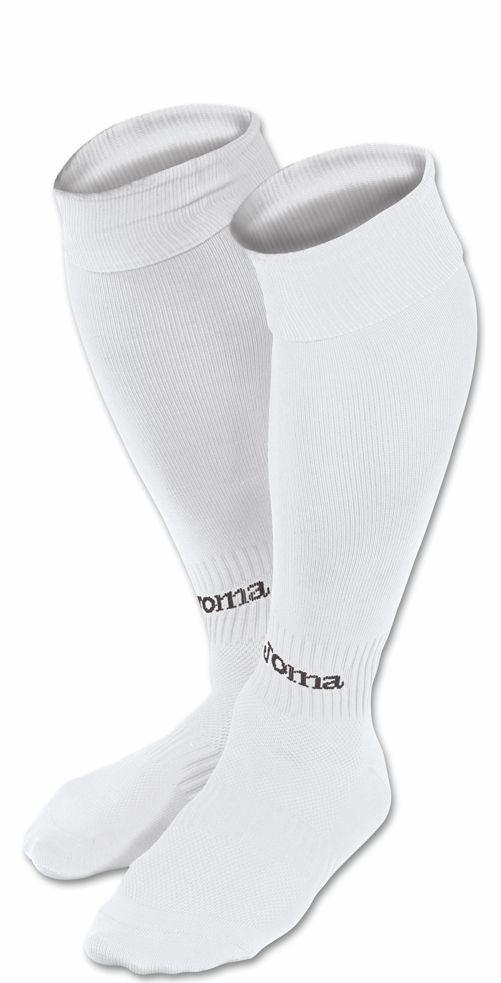Classic Joma Calzettoni Calzini calcio football Socks Unisex -Bianco - 2000