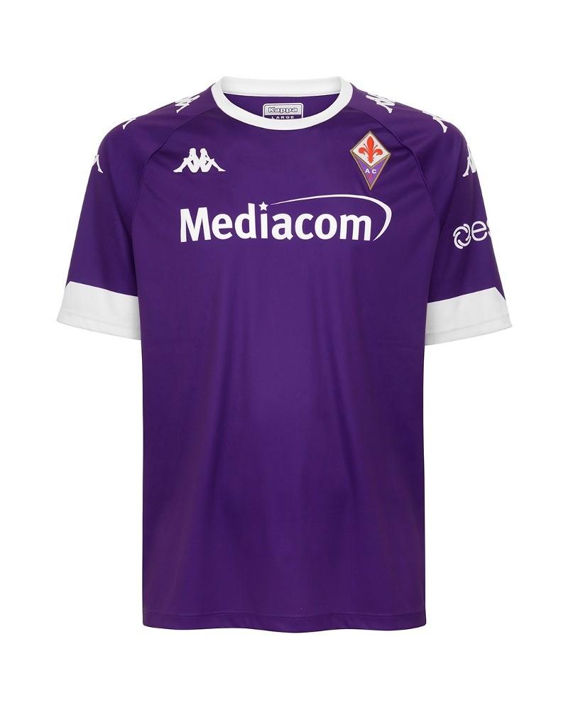 Fiorentina Kappa Komabat Extra Maglia Calcio Viola 2020 21 Home UOMO 0